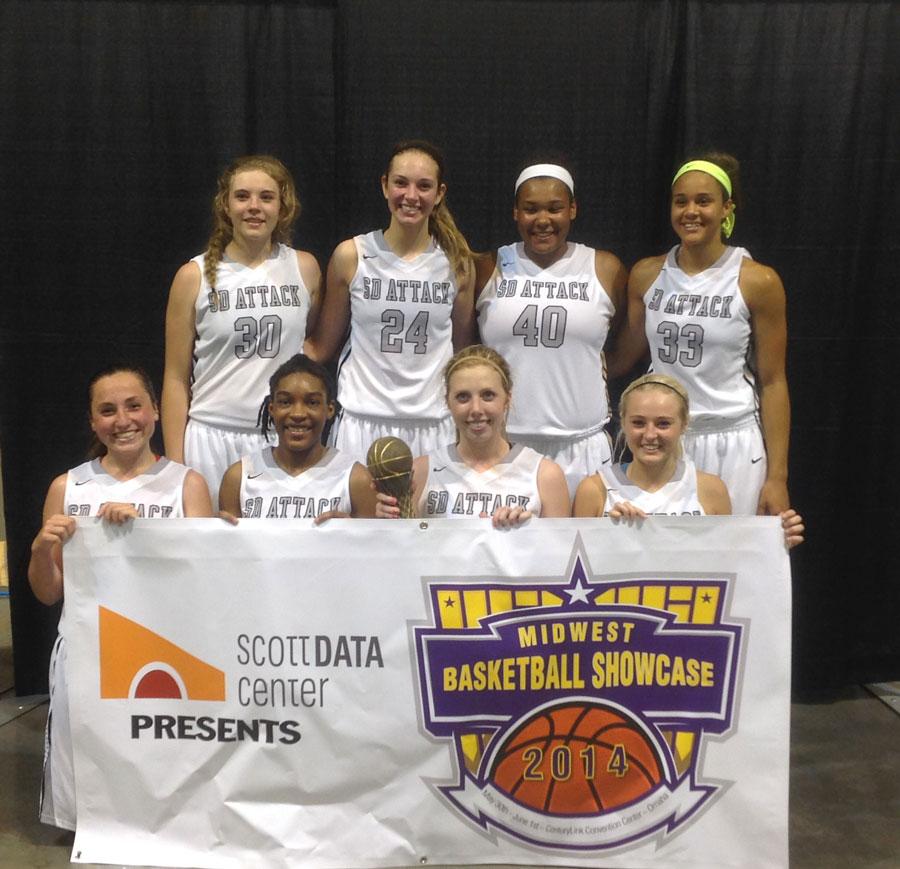 11th Grade Elite Champs South Dakota Attack Midwest Basketball